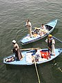 尼羅河水上小販 Vendors in Boats on the Nile - panoramio.jpg