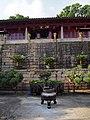 涌泉寺法堂 - Dharma Hall of Yongquan Temple - 2014.07 - panoramio.jpg
