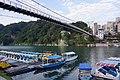 碧潭吊橋 Bitan Suspension Bridge - panoramio.jpg