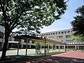 筑波学院大学(つくば市) - panoramio.jpg
