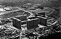 興建中之彩虹邨 Choi Hung Estate in construction 牛池灣 Ngau Chi Wan, 1963.jpg