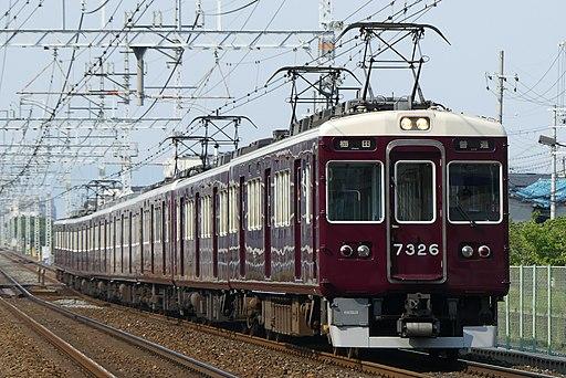 阪急電鉄7300系