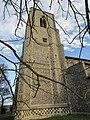 -2018-12-10 Bell tower of Saint Margaret of Antioch parish church, Suffield, Norfolk.JPG