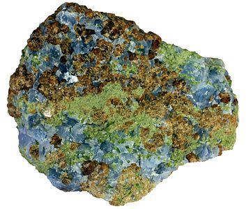 Skarn - a rock type
