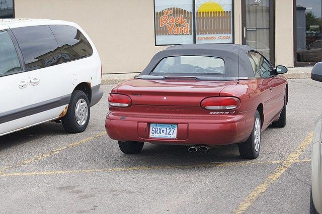 00 Chrysler Sebring JX (9057430115)
