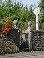 012, Calvaire dans l'ancien cimetière à Guerlange.JPG