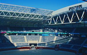 Iradier Arena - Image: 01655 vitoria