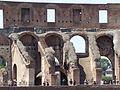 01 Interior del Coliseo, verano de 2016, Roma, Italia 34.jpg