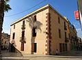 042 Casa Gran, pl. Major - c. Sant Pere (Gavà).JPG