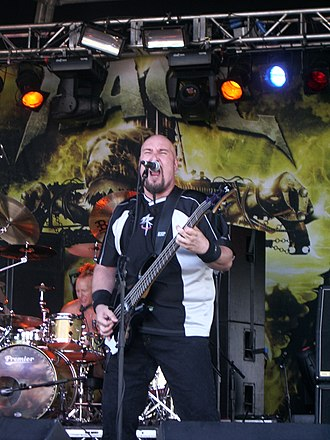 Bloodstock Open Air - Rage performing at Bloodstock Open Air in 2006