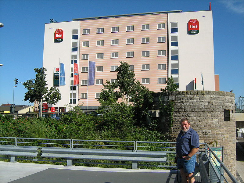 Ibis Hotel In Nevers