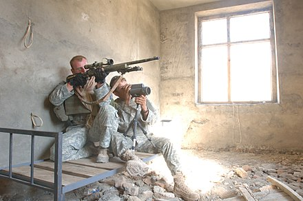 U.S. Army sniper team with the M24 SWS. 061019-A-7603F-151.jpg