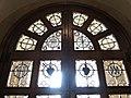 078 Seminari Nou, rda. Francesc Camprodon (Vic), vitrall del portal d'entrada.jpg