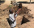 10. Digging out Fossa alterna pit soil06 (5622102846).jpg
