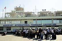 Toussaint L'Ouverture International Airport