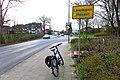 100 км Бенрат-Нойс-Дормаген-Кёльн-Леверкузен-Монхайм на Рейне-Бенрат. Географ-25.jpg