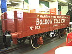 103 in the Stephenson Railway Museum.JPG