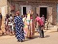 10 Janvier à Ouidah; Egoun goun en déambulation 09.jpg