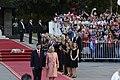 11 Marzo 2018, Ministra Cecilia Perez participa en la llegada del Prdte. Sebastian Piñera a La Moneda. (40046407174).jpg