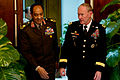 120211-D-VO565-012 - Martin E. Dempsey and Mohammed Hussein Tantawi.jpg
