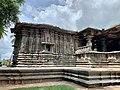 12th century Thousand Pillar temple, Hanumkonda, Telangana, India - 03.jpg