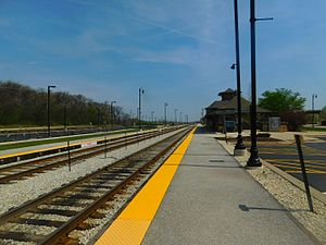 orland park 143rd street station wikipedia