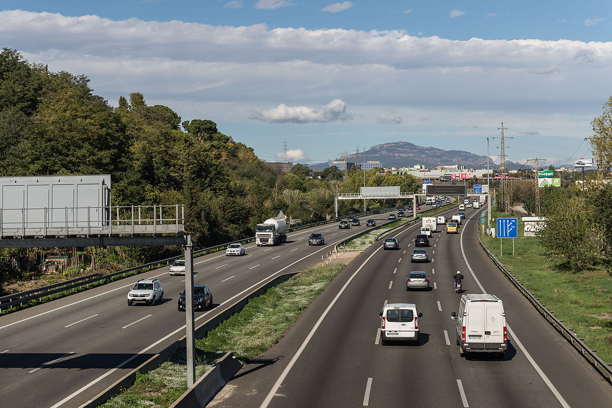 What Is Hov Lane >> C-58 highway (Spain) - Wikipedia