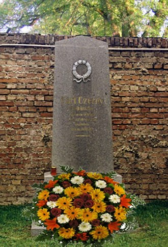 Carl Czerny - (1857–2007) 150th anniversary of Czerny's death, Central Cemetery, Vienna