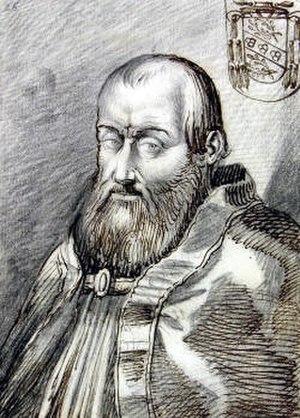 Antonio Maria Ciocchi del Monte - An older Cardinal Ciocchi del Monte