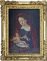 1615 Vierge à la pomme flamande XVII.JPG