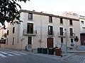 163 Casa Alayó, pl. Milà i Fontanals (Vilafranca del Penedès).JPG