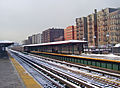 176th Street station with departing downtown train.jpg
