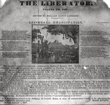 Liberator issue. Depicting African Americans next to a lynching tree.