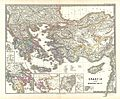 1865 Spruner Map of Greece during the Dorian Migrations - Geographicus - GraeciaMigrationisDoricae-spruner-1865.jpg