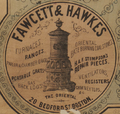 1869 Fawcett BedfordSt Nanitz map Boston detail BPL10490.png