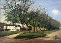 1875 Feddersen Blütenbäume bei Weimar anagoria.JPG