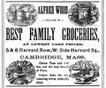1878 Wood advert Cambridge Massachusetts.png