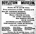 1884 BoylstonMuseum BostonDailyGlobe Nov22.png