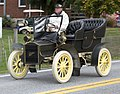 1905 Cadillac Model F Touring, front left (Hershey 2019).jpg