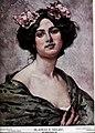 1907-06-08, Blanco y Negro, Belleza romana, Pedro Sáenz.jpg