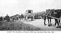 1907 Carrier van accident on Somerby Hill, Grantham, Lincolnshire, England.jpg