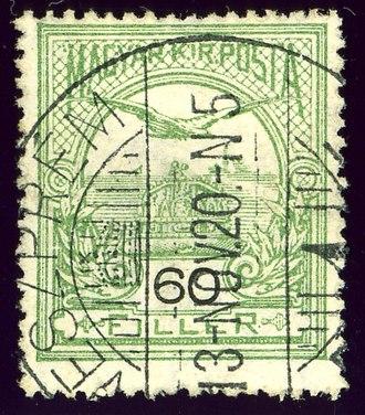 Veszprém - Veszprém in the Kingdom of Hungary in 1913