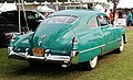 1949 Cadillac Series 62 rear, concours 6.1.19.jpg
