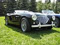 1956 Austin Healey 100M (2718686330).jpg