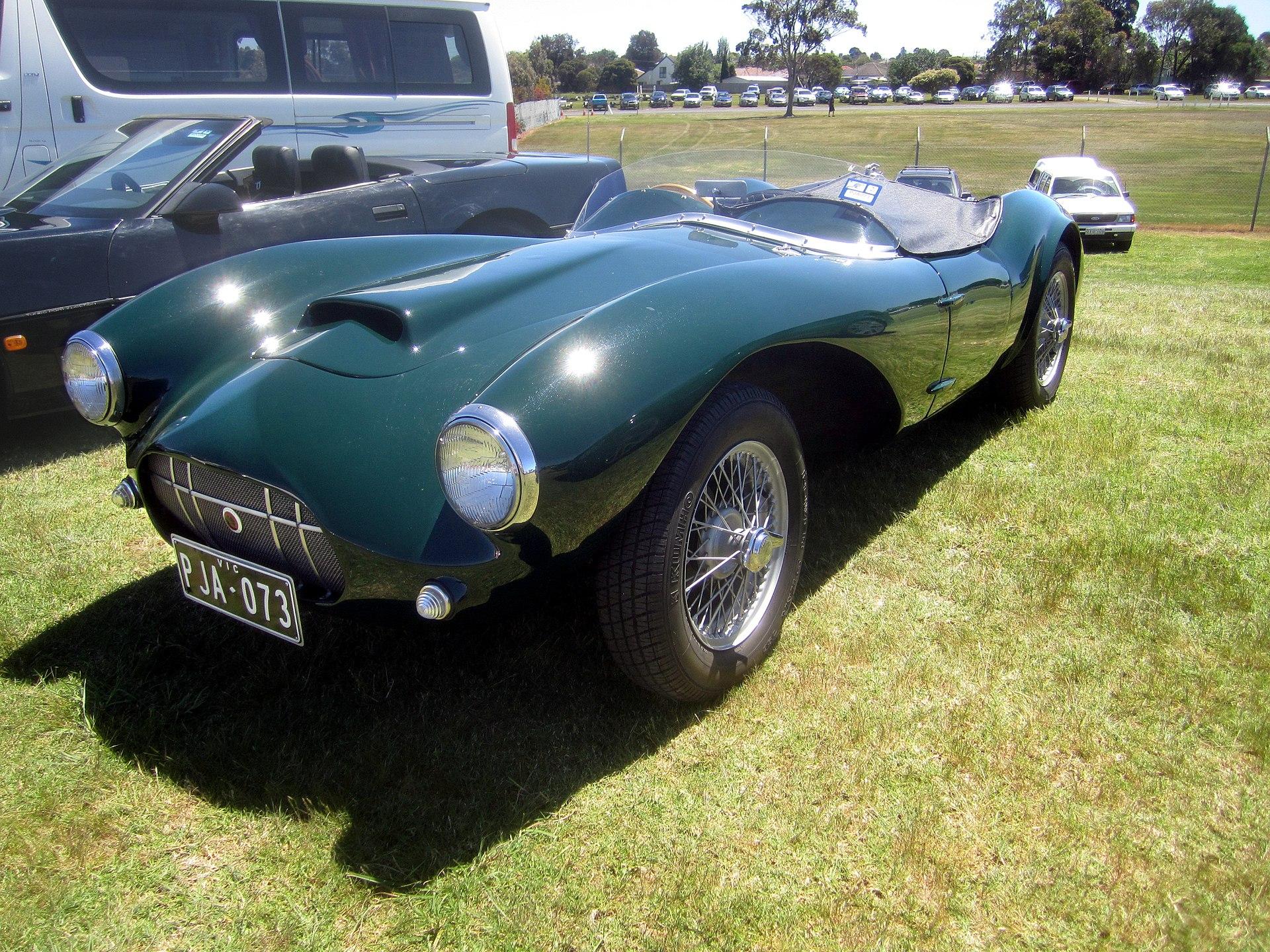 Car Body Kits >> Buchanan (car) - Wikipedia