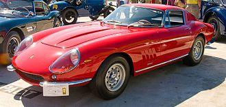 Ferrari 275 - 1967 Ferrari 275 GTB/4