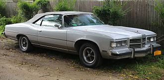 Pontiac Assembly - 1975 Pontiac Grand Ville