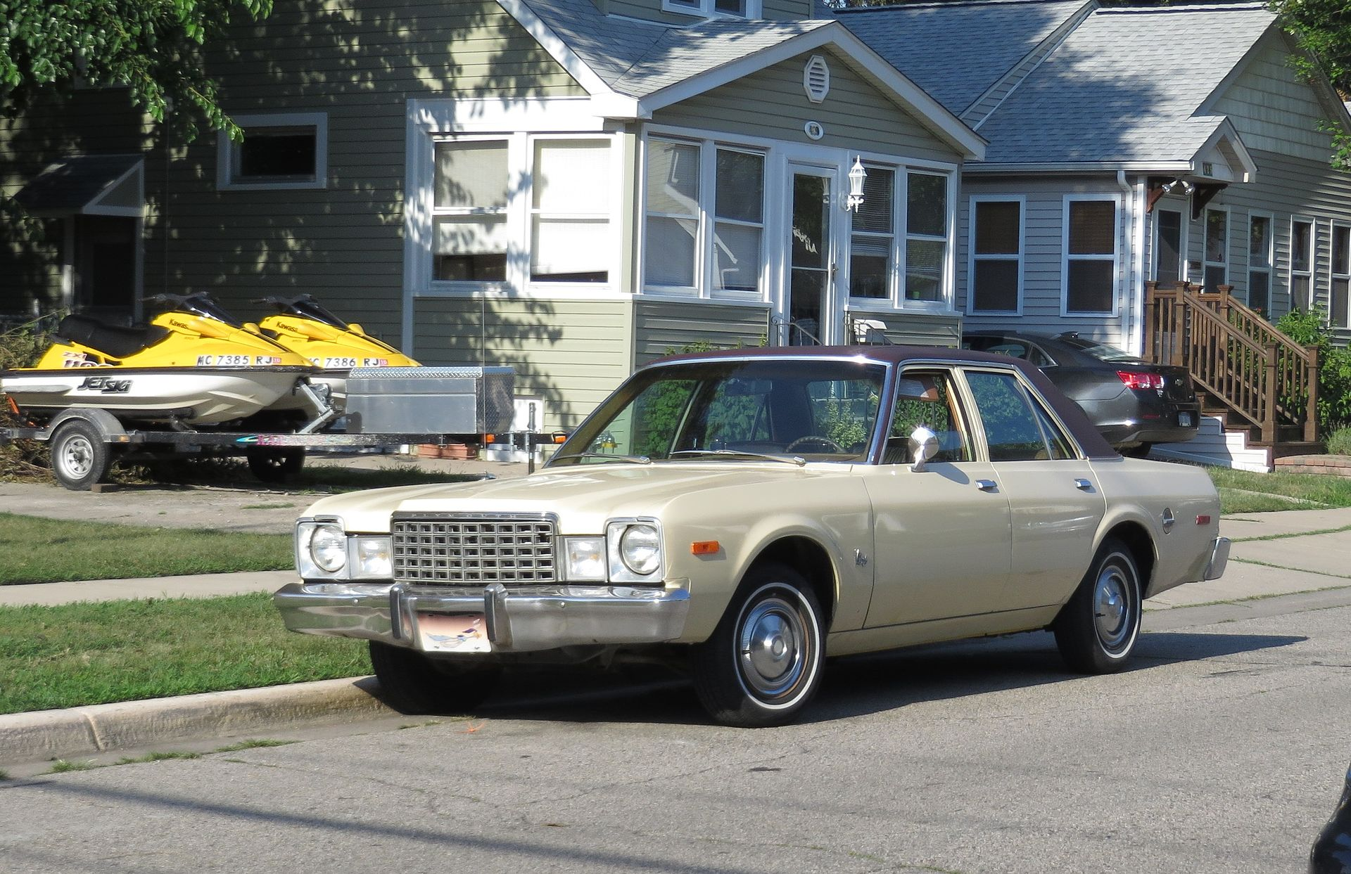 Service Manual How To Replace 1976 Plymouth Volare