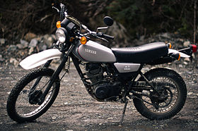 Image illustrative de l'article Yamaha XT 250
