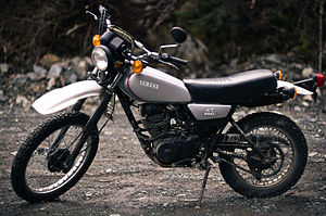 Dual Sport Yamaha For Sale